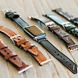 Genuine Leather Apple Watch Bands
