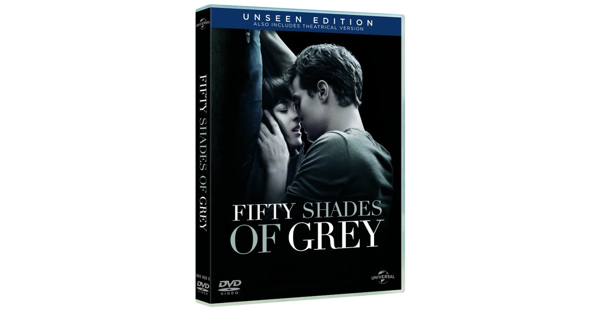 fifty shades of grey dvd 7 gifts for fifty shades of grey movie fans popsugar. Black Bedroom Furniture Sets. Home Design Ideas