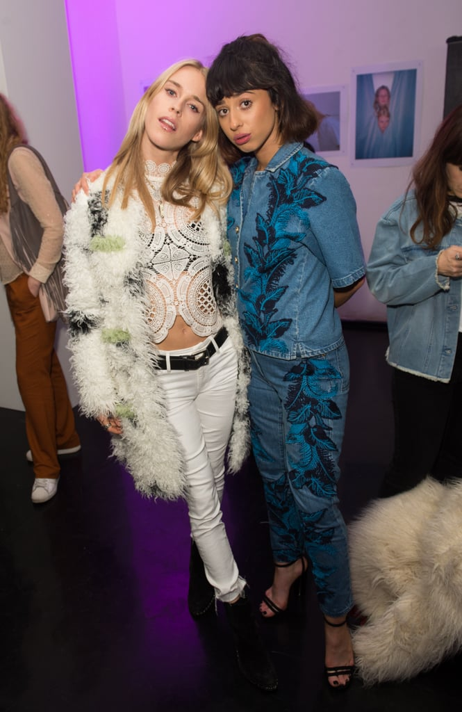Mary Charteris and Foxes