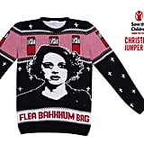 Flea Ba-hum-bag Christmas Jumper