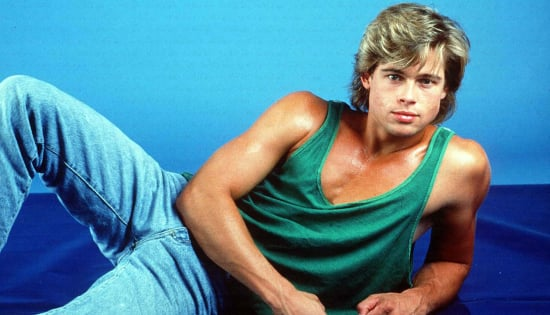 Image result for Brad Pitt old pictures
