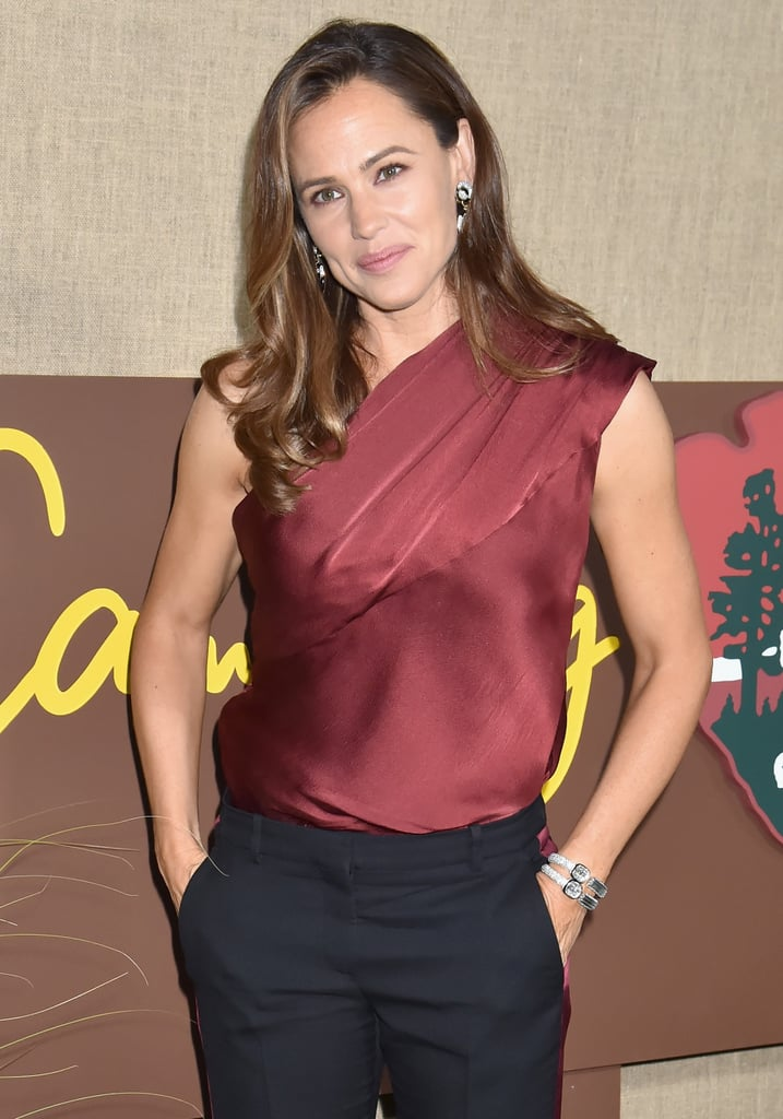 Jennifer Garner at the LA Premiere of Camping