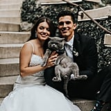 Photos of a Cat Who Was the Best Man in a Wedding