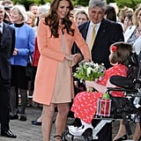 Kate Tends to Royal Work on Her Wedding Anniversary