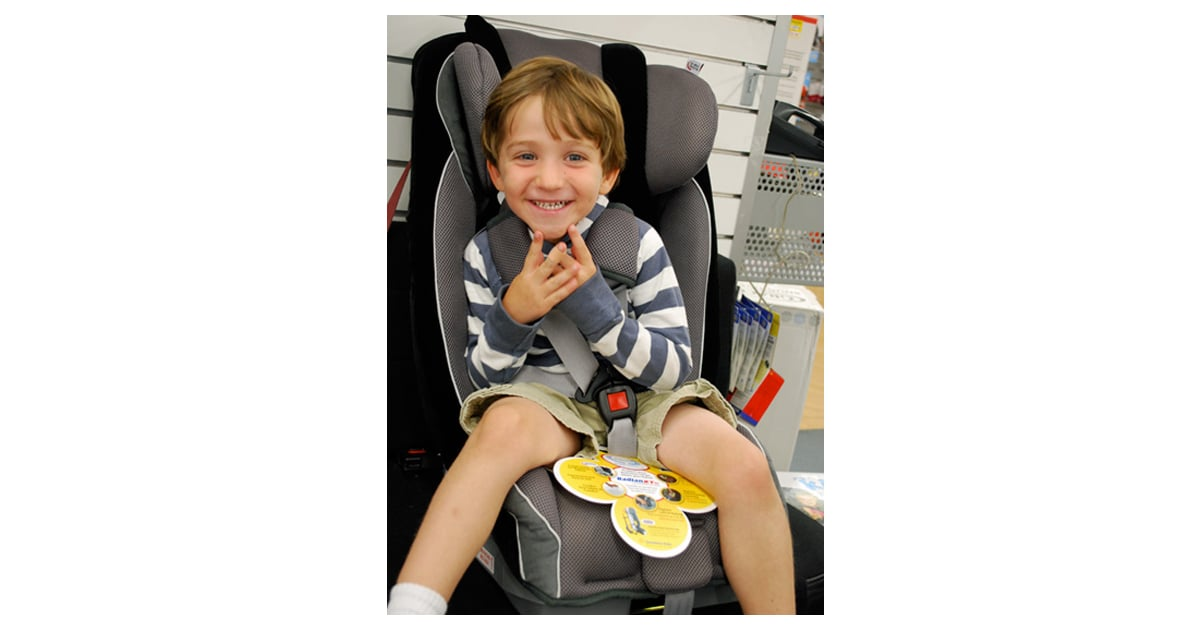 Sunshine Kids Radian XTSL | High Back Booster Seat Reviews ...