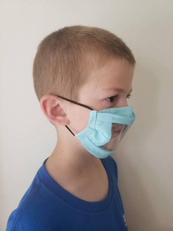 Kid's Communicator Face Mask