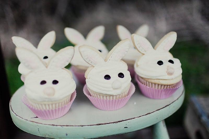 Easter Dessert Display