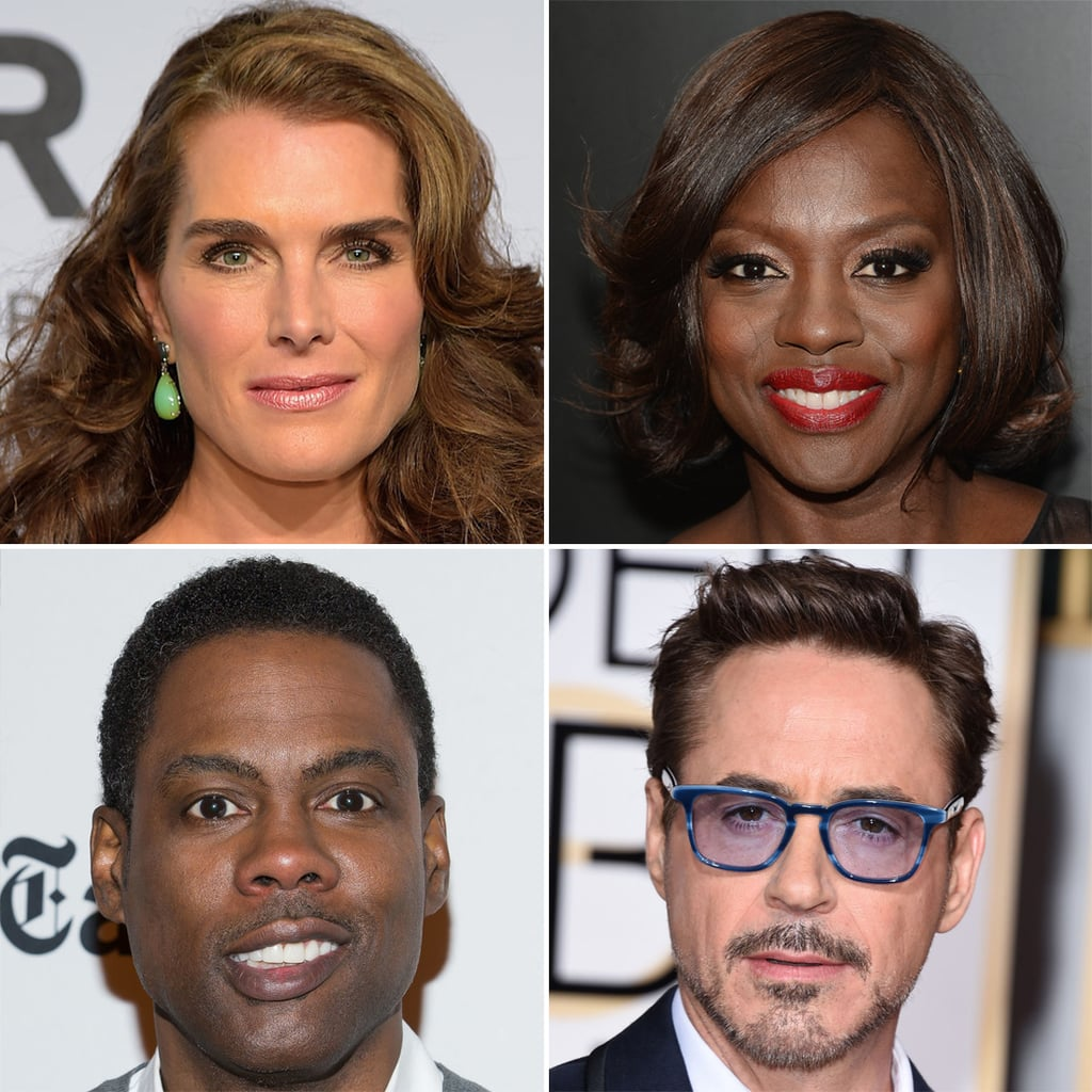 Stars Who Turn 50 Years Old This Year | 2015