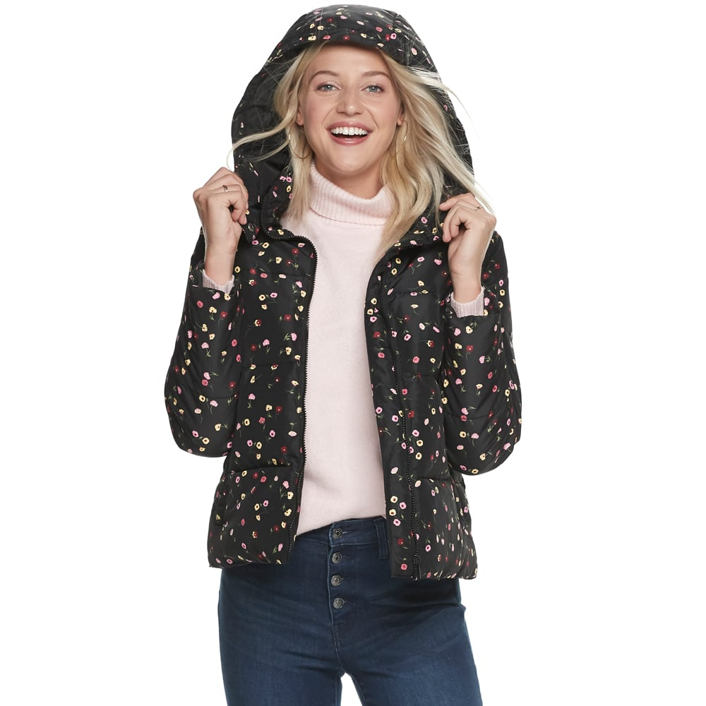 Cute Puffer Coats Under $100 From POPSUGAR at Kohl's