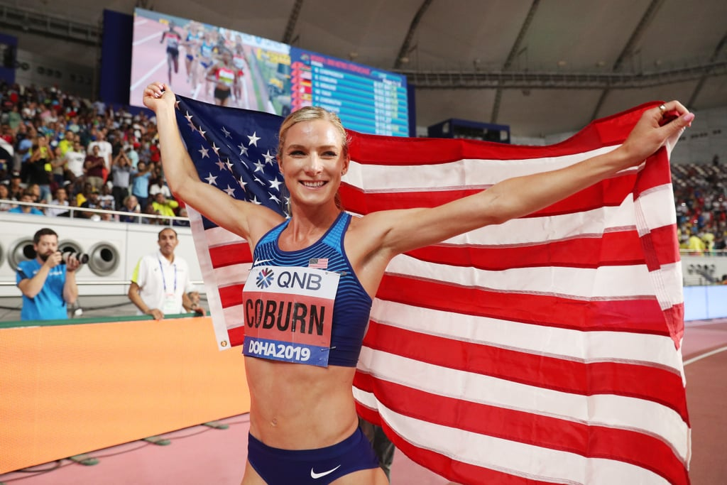 Emma Coburn, Track and Field (Steeplechase)