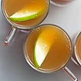 Mulled Cider With Calvados