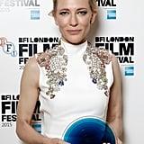 May 14 — Cate Blanchett