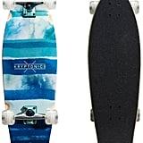 Kryptonics Blue Fish Cruiser Skateboard