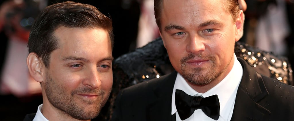 9 Fun Facts About Leonardo DiCaprio and Tobey Maguire's 30-Year Friendship