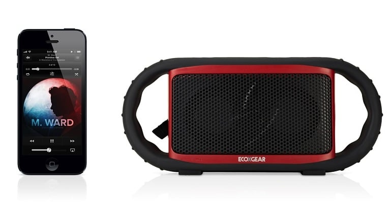 ECOXBT Bluetooth Waterproof Speaker