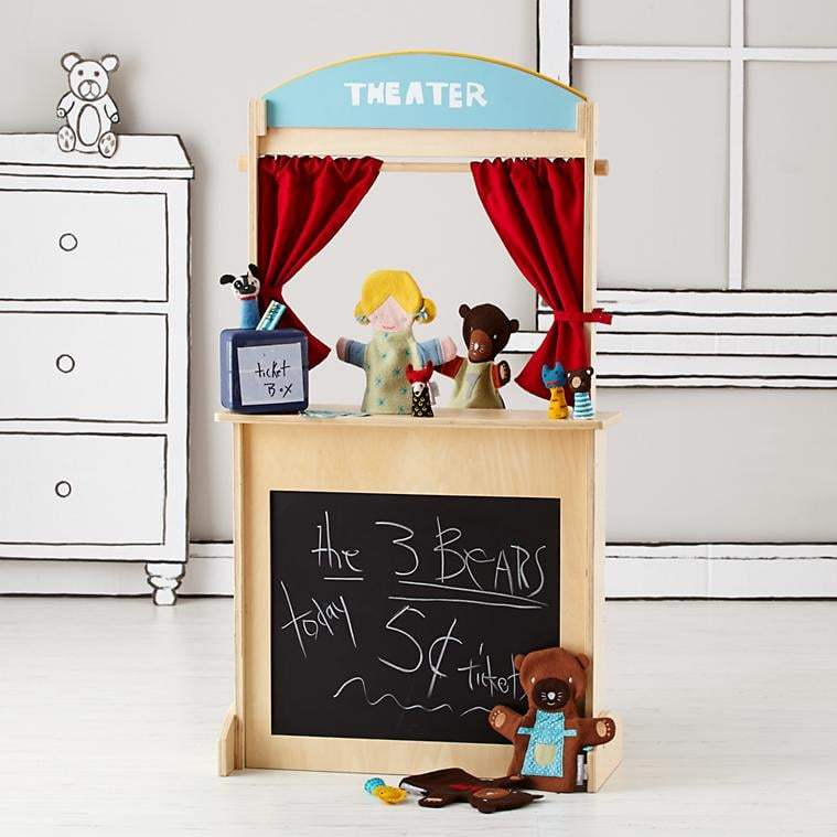 "The Land of Nod's ""What's That Stand For"" Stand"
