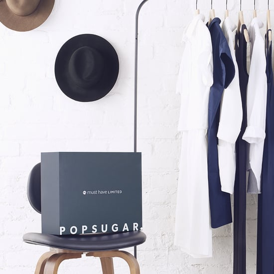 POPSUGAR Must Have Limited Edition Fall Save the Date