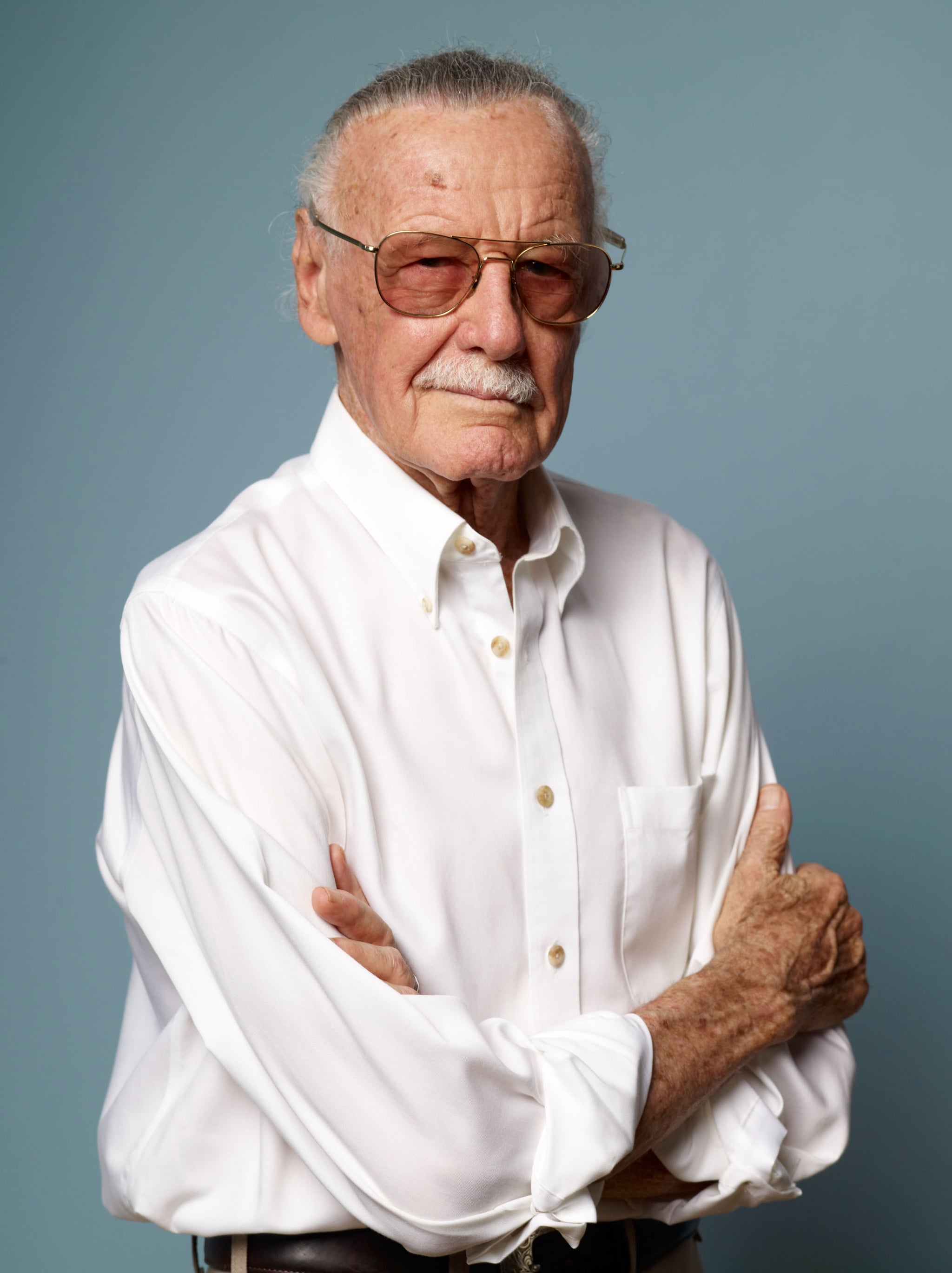 TORONTO, ON - SEPTEMBER 10: Producer Stan Lee of