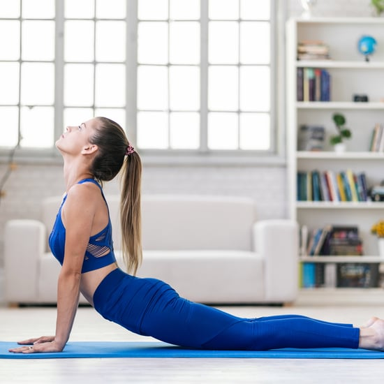 A Pilates Trainer's Top Tips For a Safe Home Practice