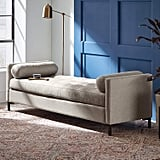 Rivet Uptown Mid-Century Tufted Customizable Daybed Sofa