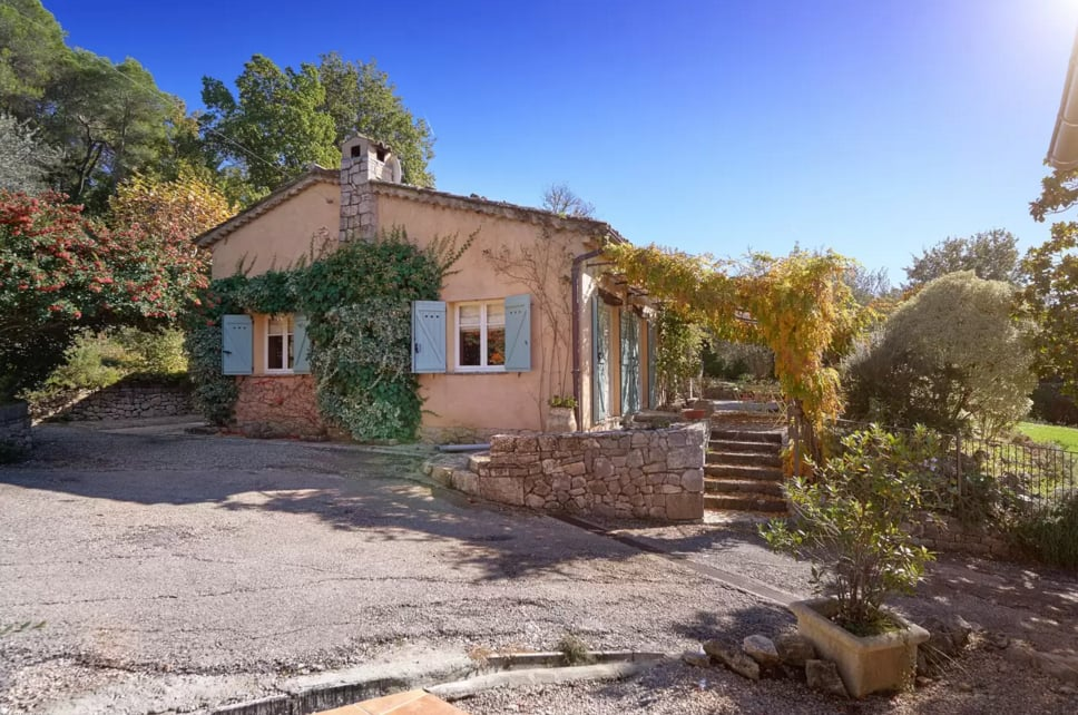 Julia Child's Provence, France Home For Rent