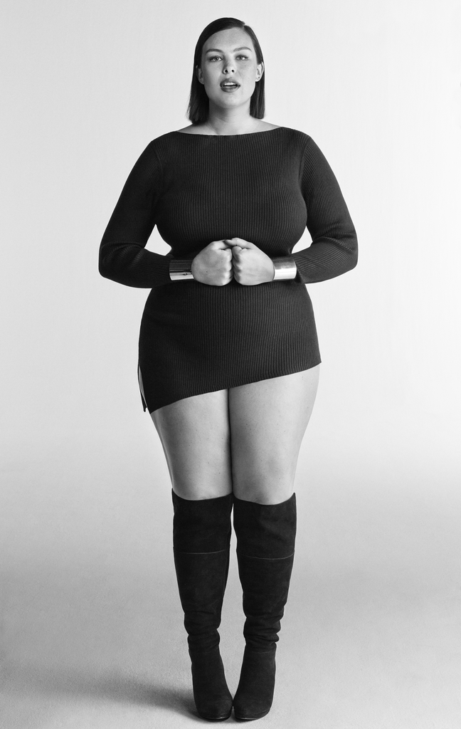 It S A Good Time To Be In The Plus Size Market: Lane Bryant's #PlusIsEqual Campaign