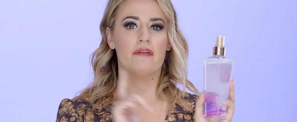 How to DIY Makeup Setting Spray