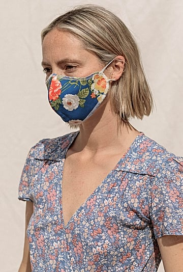 Fashionable Cloth Face Masks