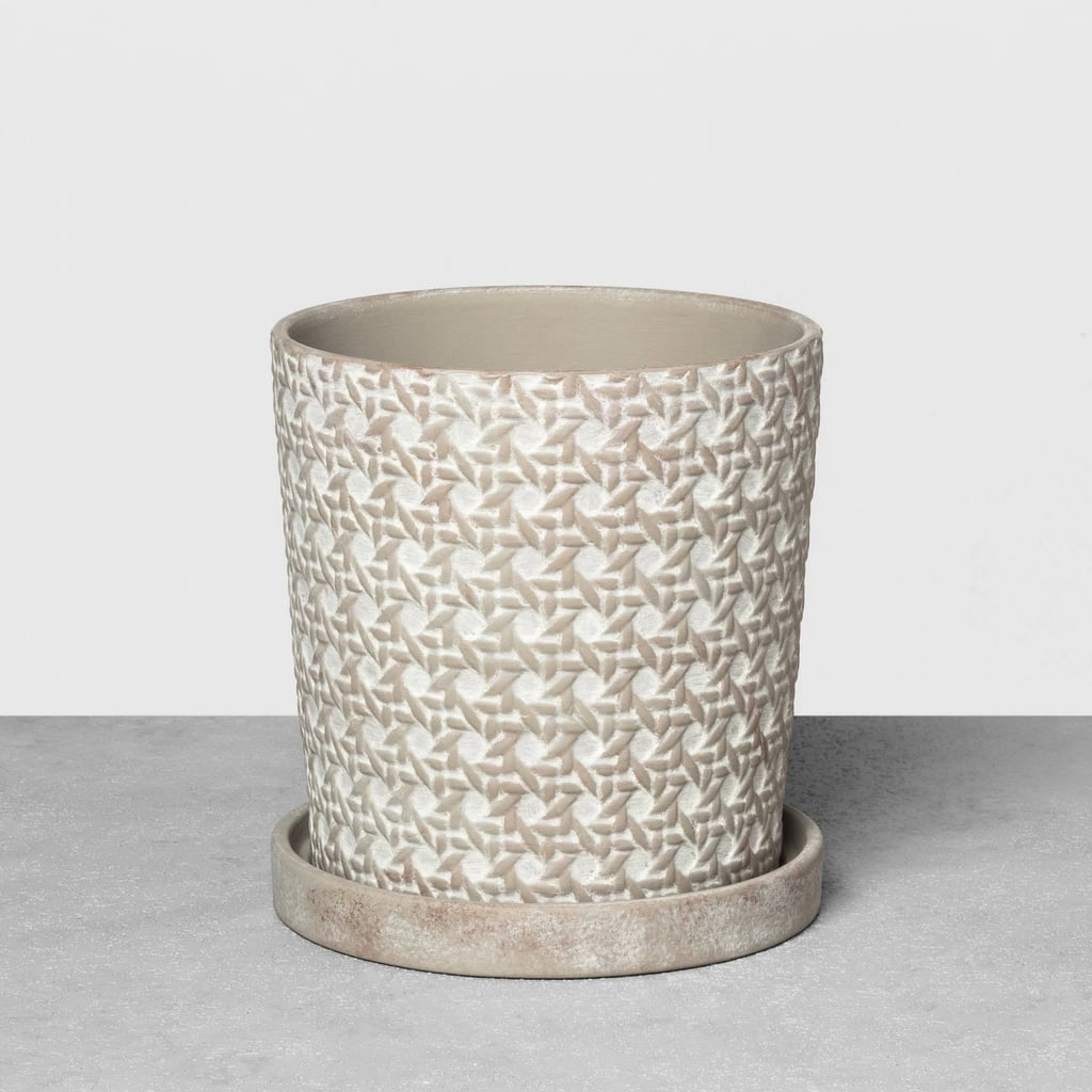 Caning Planter