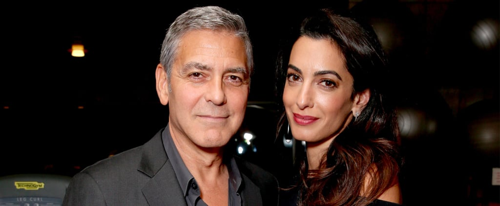 George and Amal Clooney Lock Down a Stunning Manhattan Apartment