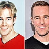 James Van Der Beek as Dawson Leery
