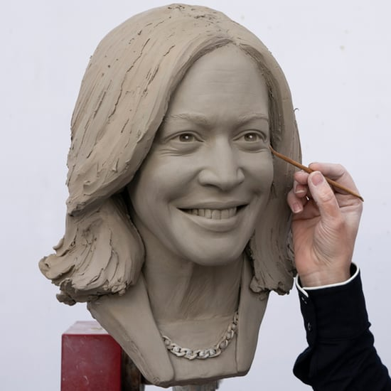 Kamala Harris's Madame Tussauds Wax Figure | Photos