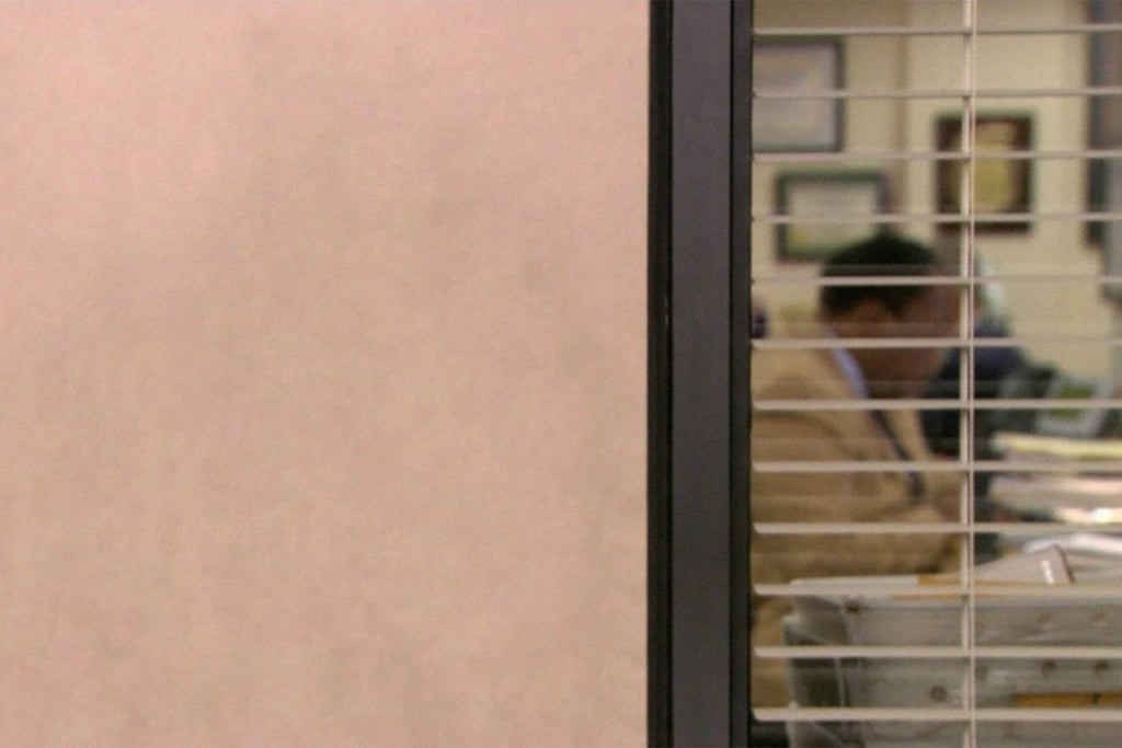 The Office Zoom Background
