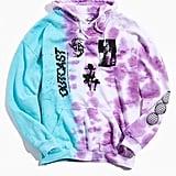 Urban Outfitters Outcast Dip-Dye Hoodie Sweatshirt