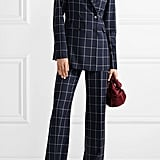 Gabriela Hearst Vesta Checked Suit