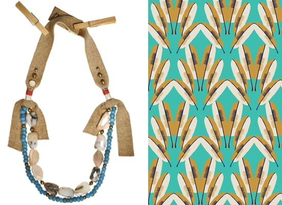 Inspired: Lizzie Fortunato Jewels's Campy-Chic Style