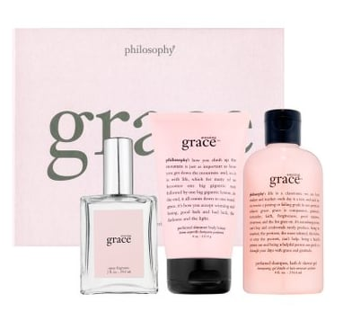 Thursday Giveaway! Philosophy The Amazing Grace Layering Collection