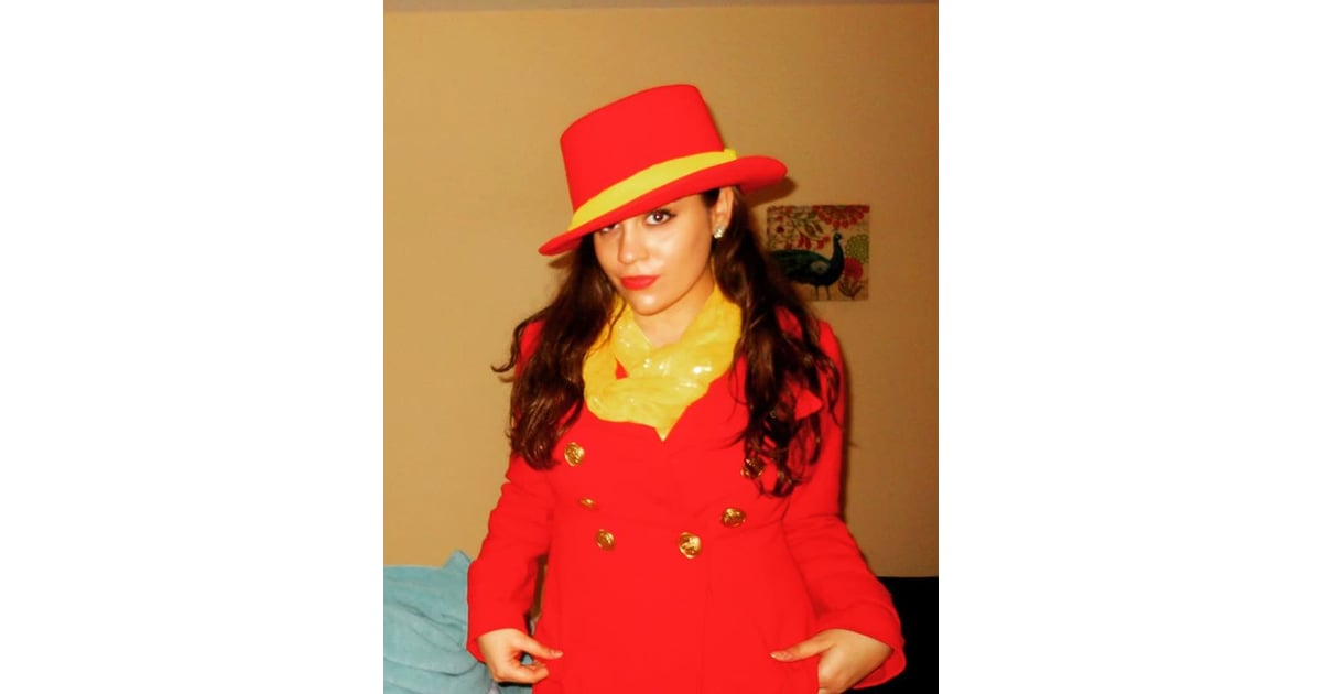 Carmen Sandiego 101 Costumes For Adults To Diy On The