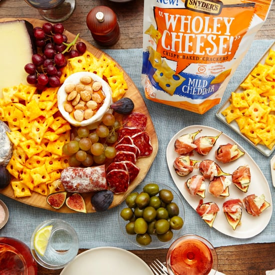 Savory Snacks For the Cheese Obsessed