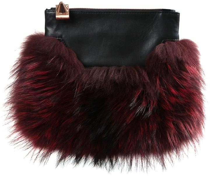 Emm Kuo Fur Crossbody ($350)