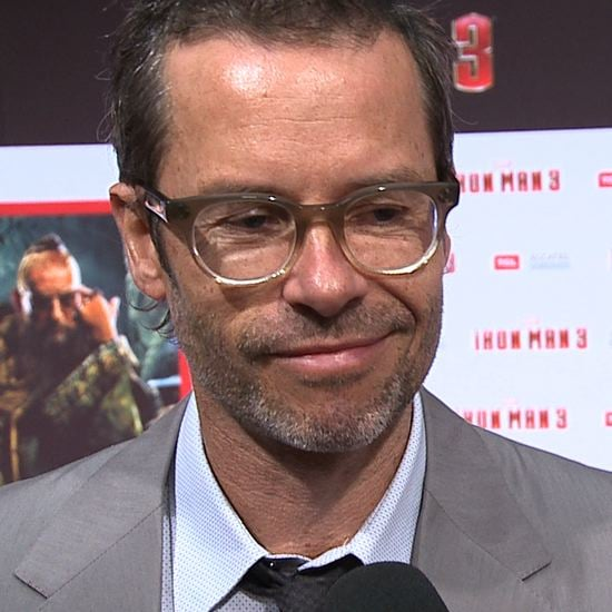 Guy Pearce Iron Man 3 Interview (Video)