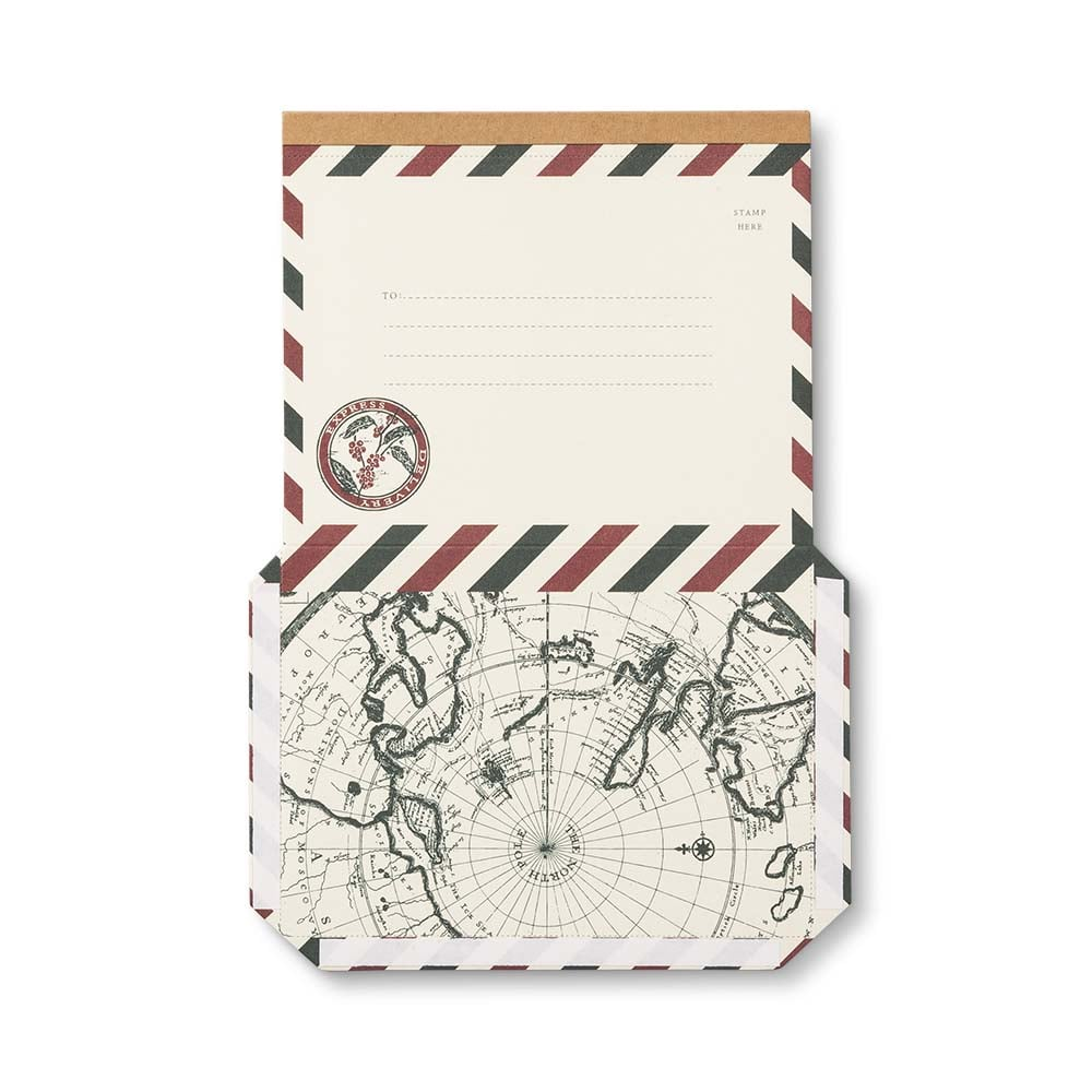"""Hearth & Hand with Magnolia """"Letters to Santa"""" Notepad ($7)"""