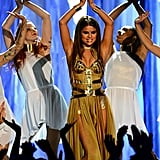 """Selena Gomez hit the stage to perform her single """"Come & Get It"""" at the 2013 Billboard Music Awards in Las Vegas on May 19."""