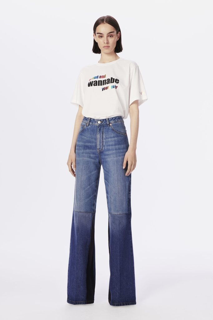 Victoria Beckham Pride Wannabe T-shirt in White