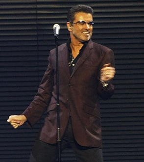 Photo of George Michael, Who Was Recently Arrested in Public Bathroom For Drug Use