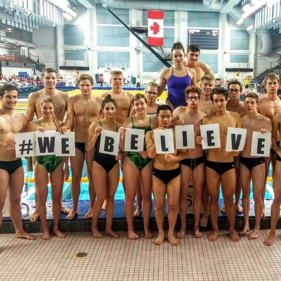 #IBelieveYou Supports Sexual Assault Victims (Video)