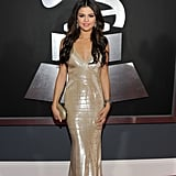 Selena Gomez Makes a Picture-Perfect Grammys Appearance