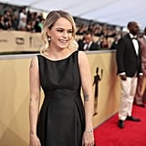 This Orange Is the New Black Star Wore a Gorgeous $200 Dress to the SAG Awards