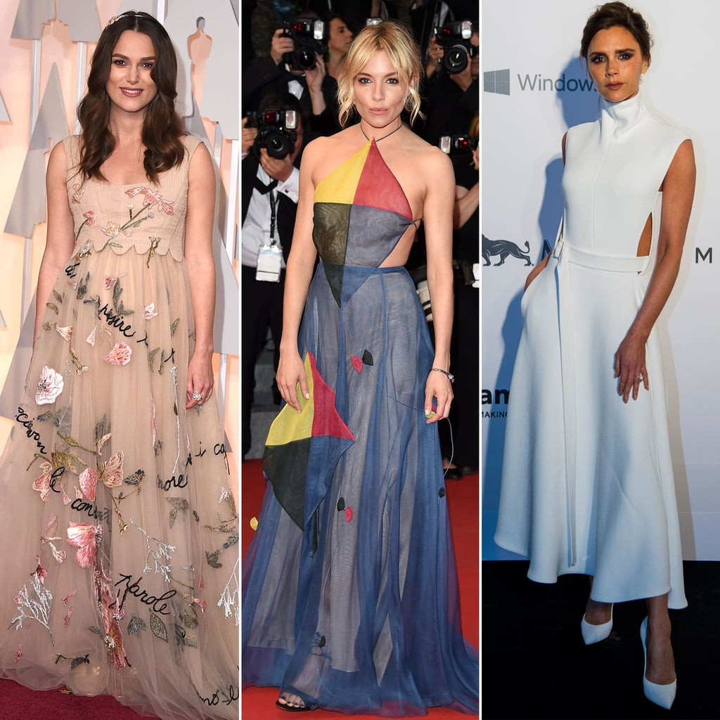 Most Stylish Female Celebrities | List of Best Dressed ...