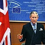 Prince Charles, 2008